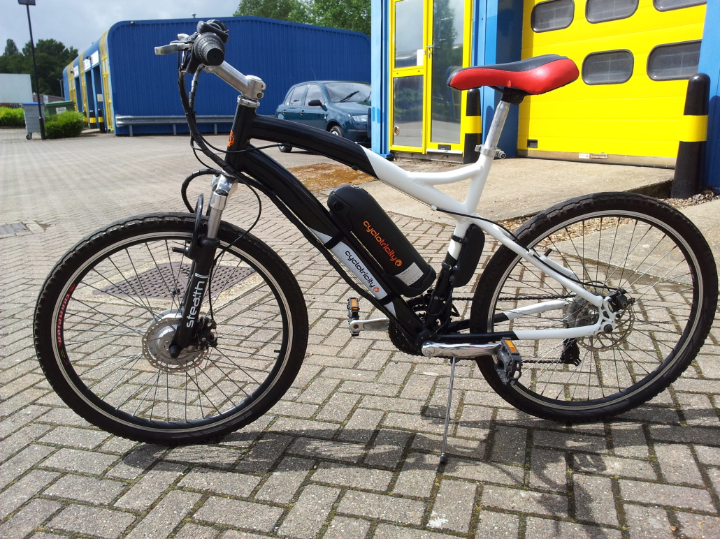 What Are the Benefits of an Electric Bike