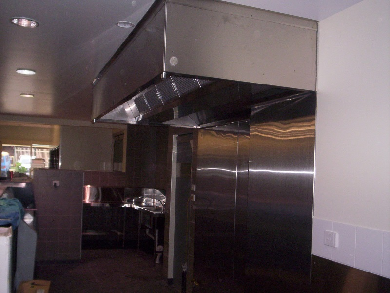 12 Things To Know About Commercial Exhaust Canopy