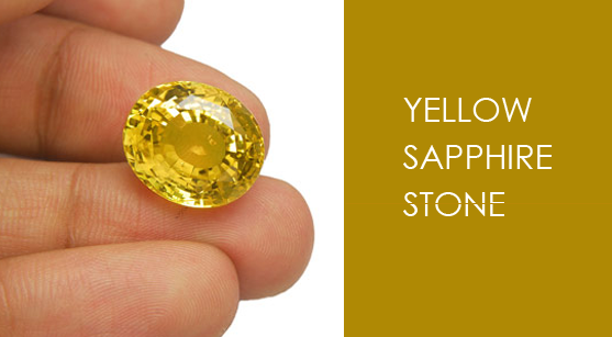 Understanding All About Yellow Sapphire Stone