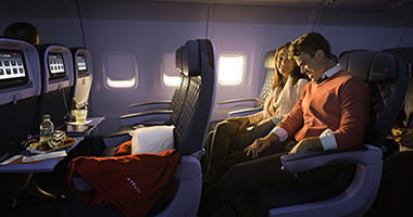 Flying With Delta: Onboard Experience