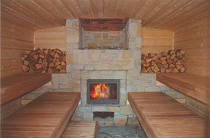 Why Wooden Sauna Heater Is Ideal For Outdoor Saunas?
