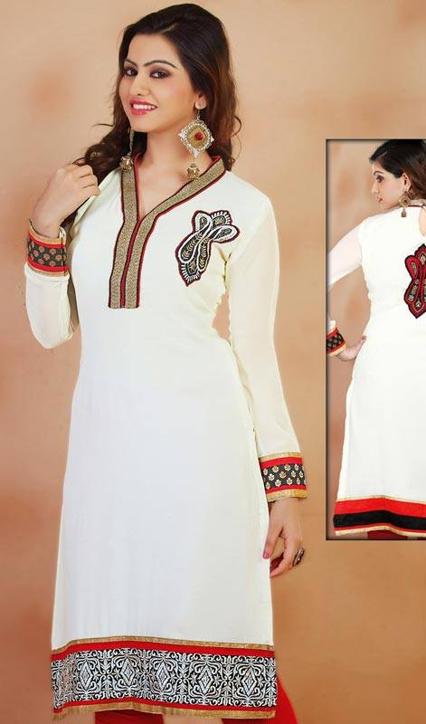 Kurti Designs In The Trend