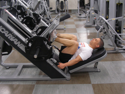 Learn About The Unique Benefits Of A Leg Press Machine