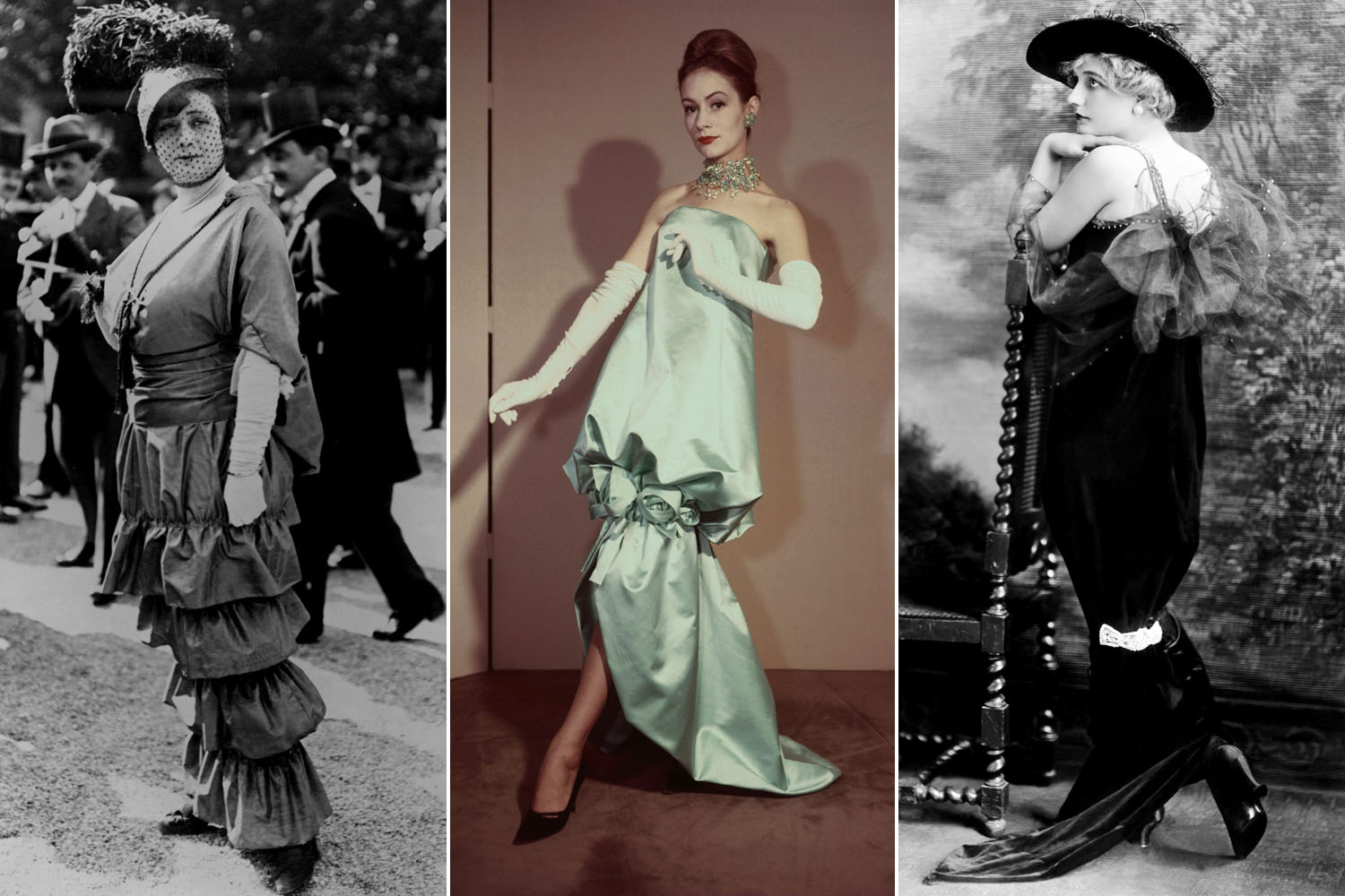 6 Weird Fashion Trends from History