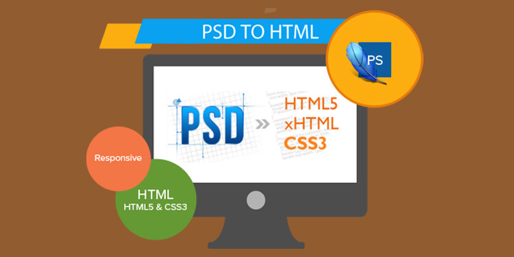 Important Steps Needed For Converting PSD TO HTML