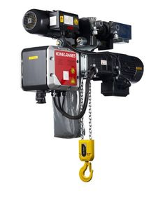 Chain Hoists Are Ideal