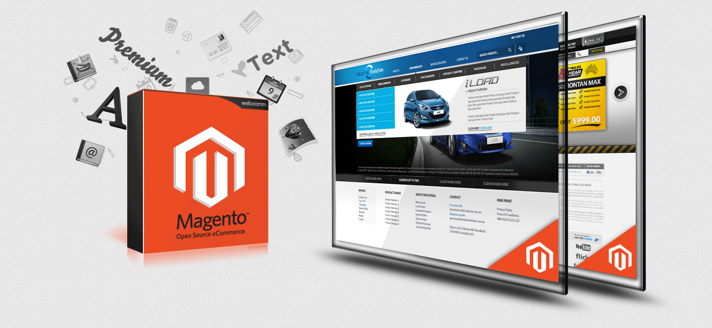6 Latest Design Trends To Follow For Designing A Magento Store