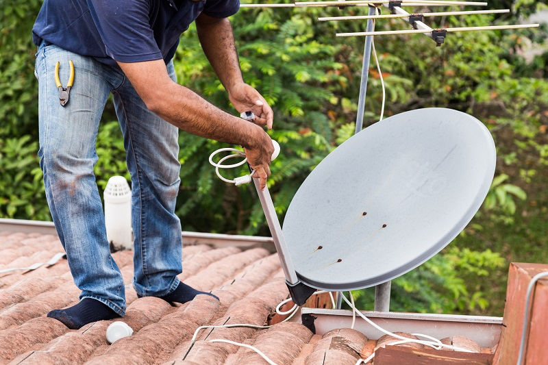 Are Professional Services Needed For The Antenna Installation?