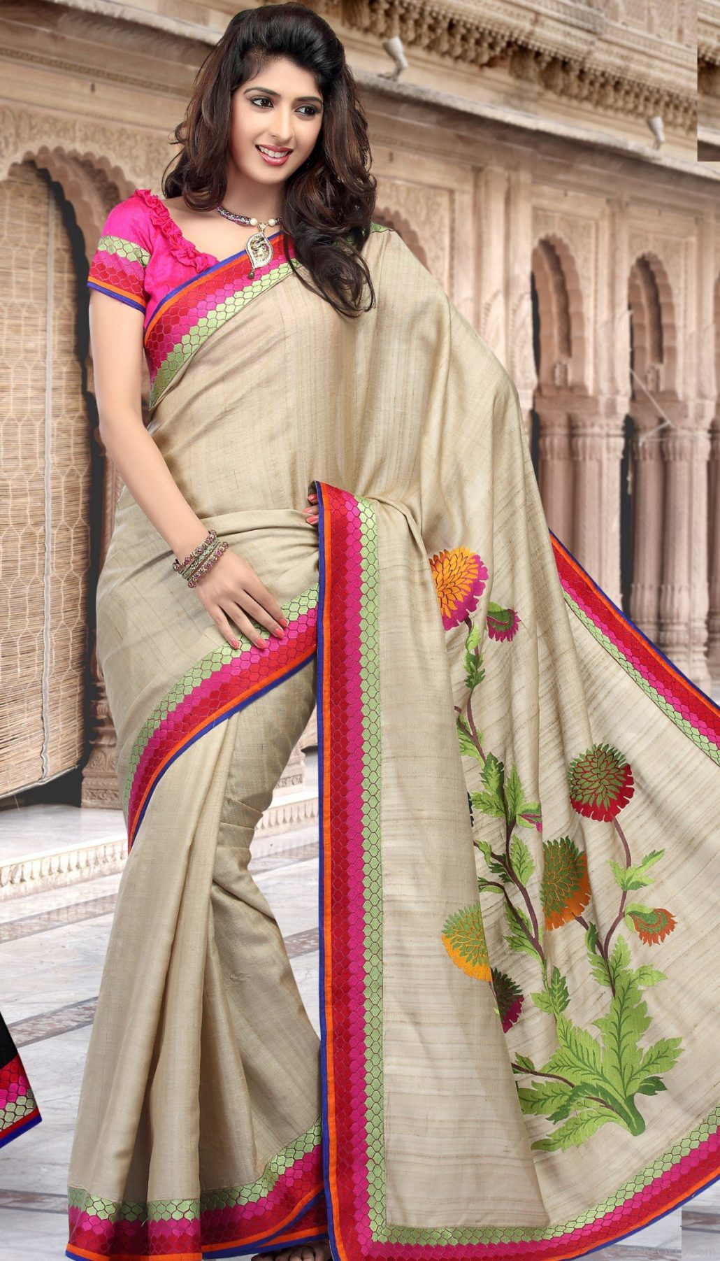 Various Types Of Banarasi Sarees