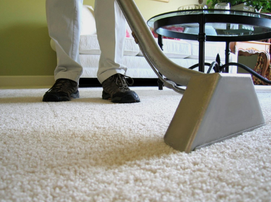 Common Carpet Cleaning And Maintenance Methods