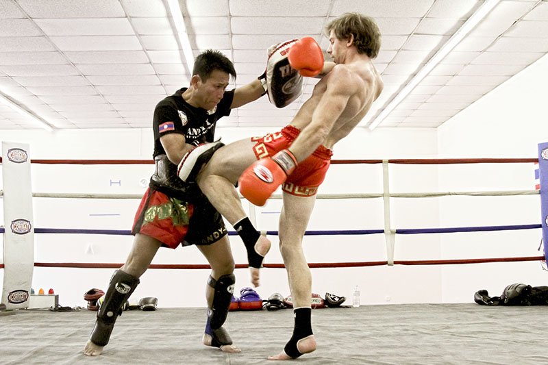 Improve Your Health With Muay Thai Training and Fitness Course In Thailand