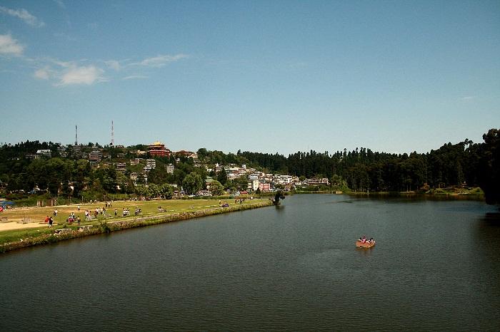 Sumendu Lake Mirik