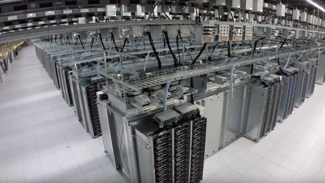 Google Cloud Launches New Data Center Region In London