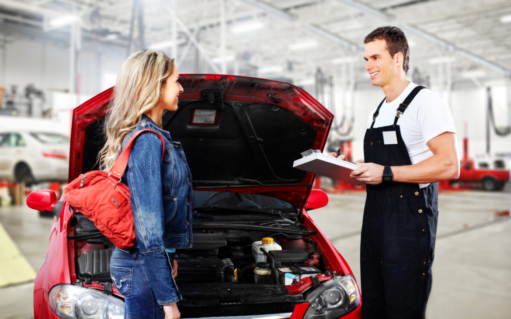 What To Expect from An Auto Repair Shop