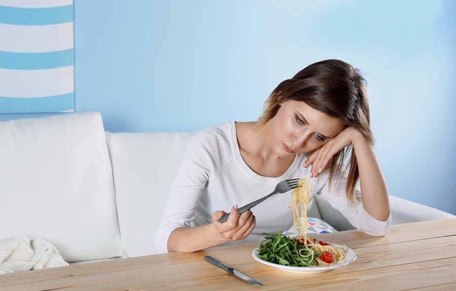 4 Signs You Have An Eating Disorder