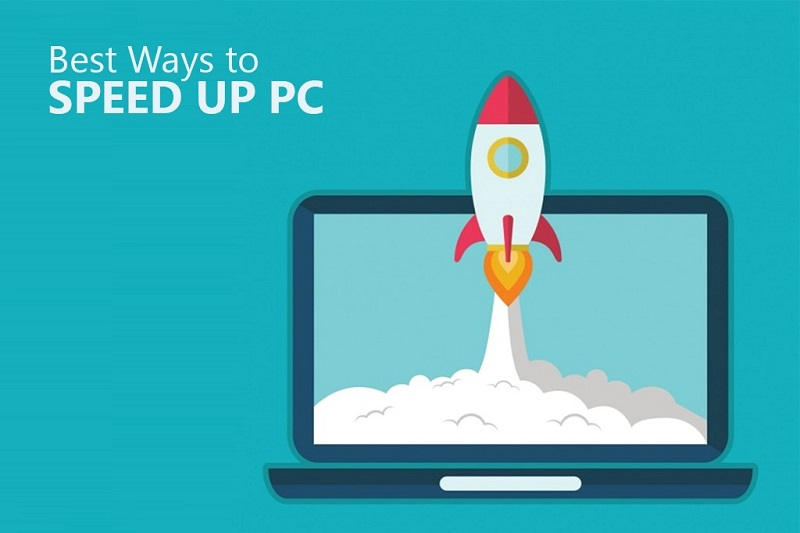 Know The Best Ways To Speed up PC