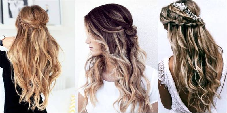 Different Types Of Curls With Curling Iron