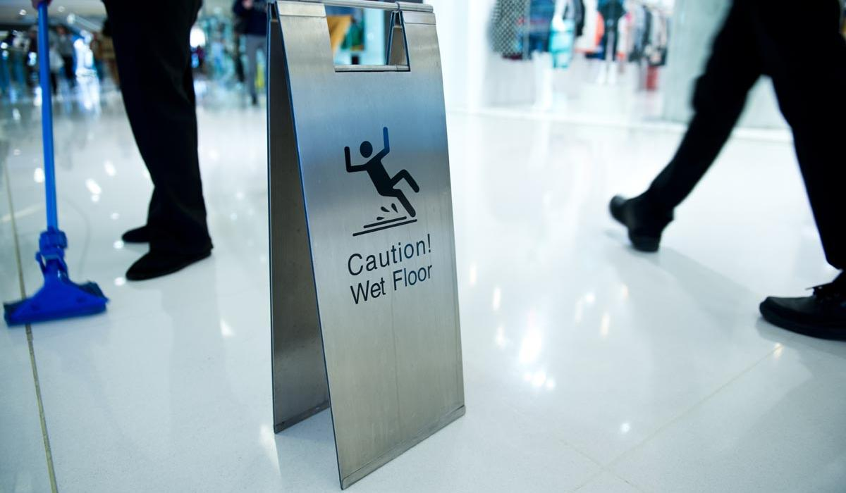 Common Slip and Fall Injuries and What You Should Do