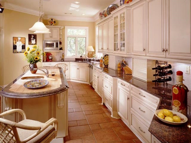 Traditional Kitchen Design