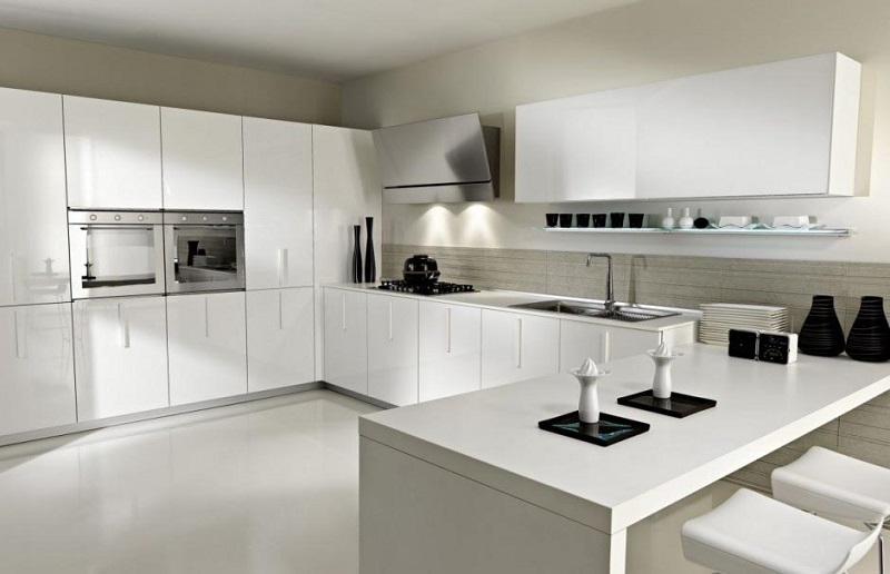 Charmant 10 Modern Italian Style Kitchen Design For Your Home