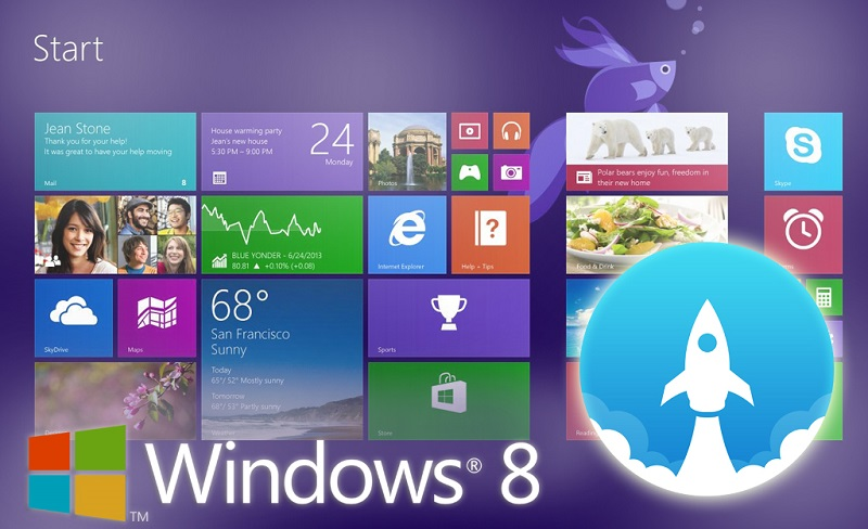 boost windows 8 performance