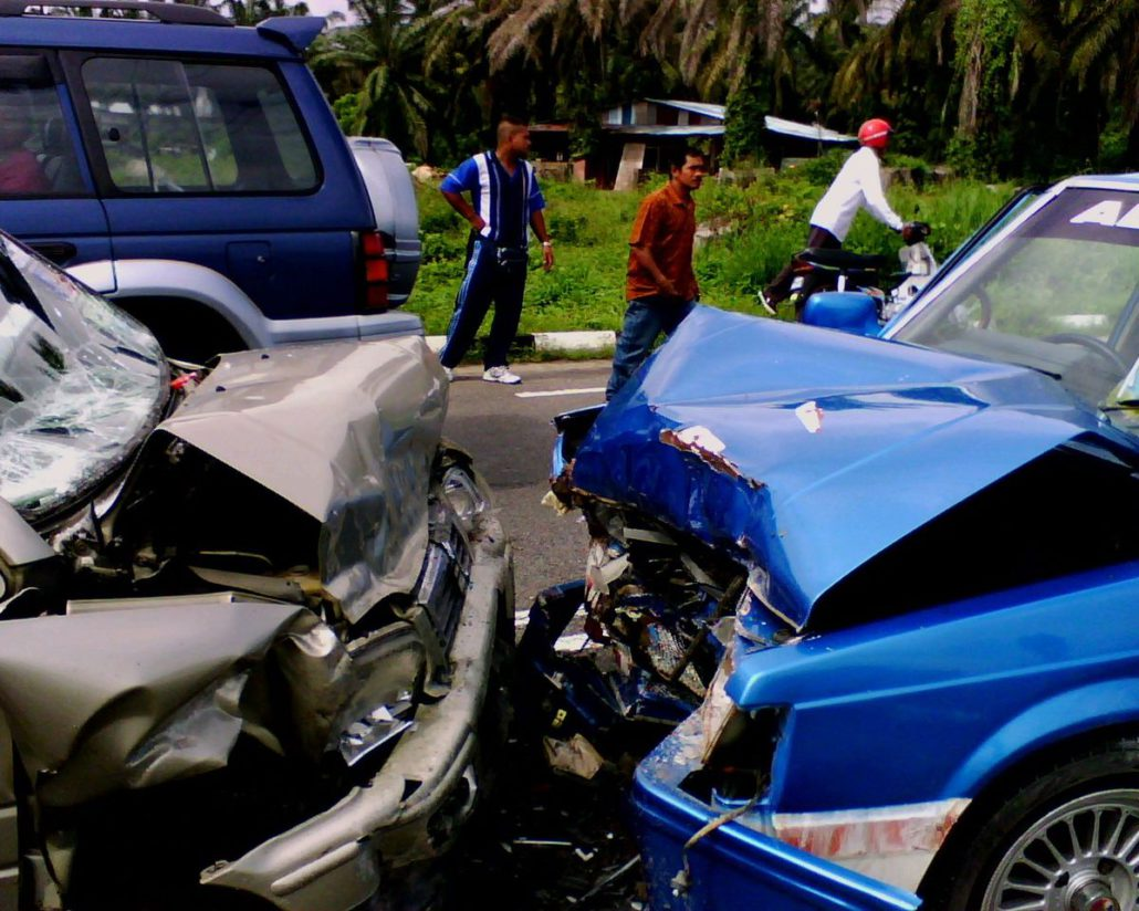 Avoid These 4 Mistakes When Involved In A Motor Vehicle Accident
