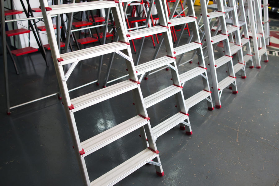 Aluminum Ladders - Why To Choose Them For Your Home