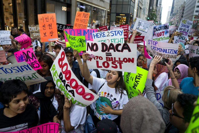 The Current State Of DACA And What The Trump Administration Is Doing About It