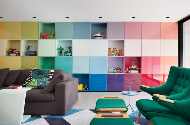 Let Your Home Adorn Trend Colours Inspired Look
