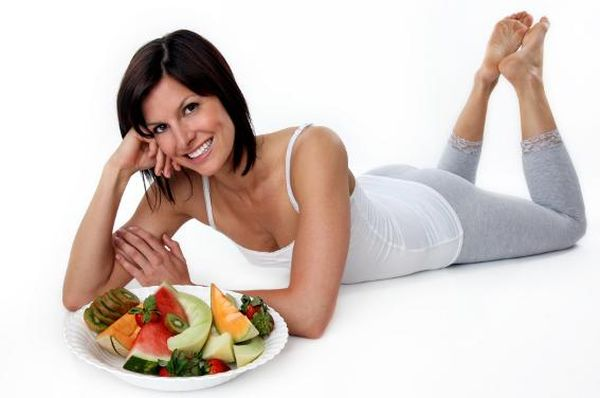 Well Balanced Weight Loss with Natural Food