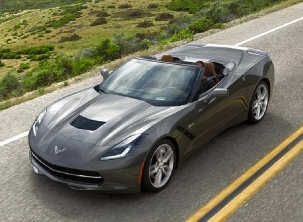 General Motors Corvette Stop Delivery Brakes, Airbags