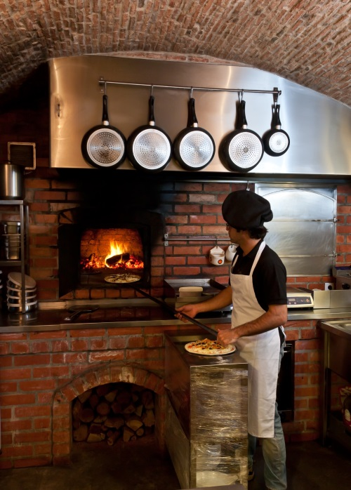 Features Of Commercial Wood Fired Pizza Oven