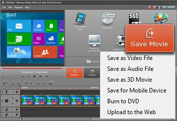 Movavi Screen Capture Assures Premium Screen Capture On Windows 8