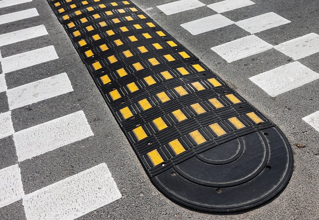 Ensure Your Safety Well With Steady Speed Bumps