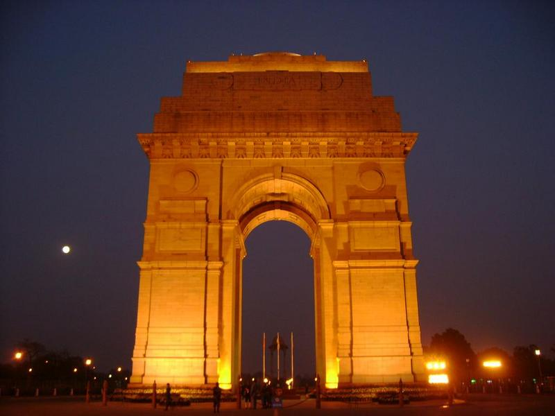Delhi - The Hub Of Tourism In Central India