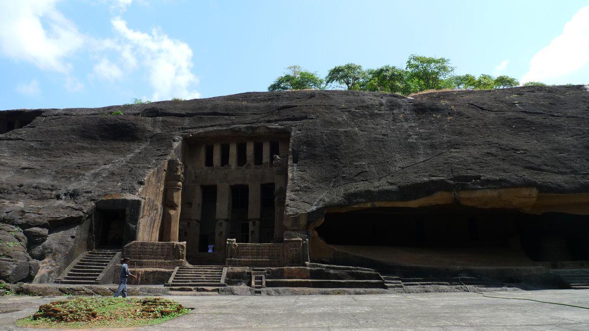 Kanheri-Caves-Mumbai