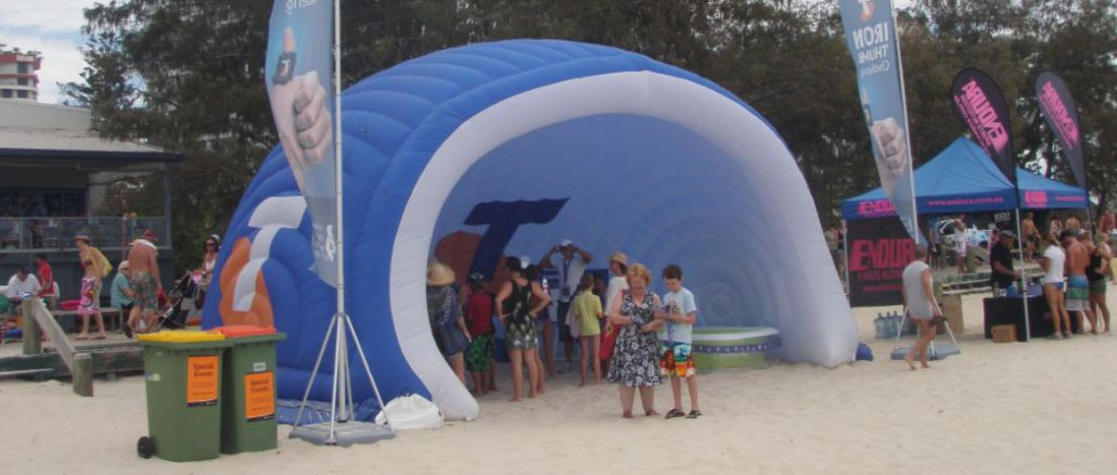 Inflatable Marquees Are Very Inviting Which Ensures Your Events Are Successful