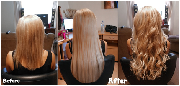 5 Reasons To Wear Real Hair Extensions