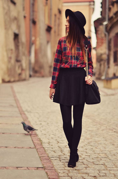 TOPS FOR GIRLS TO STYLE WITH SKIRTS