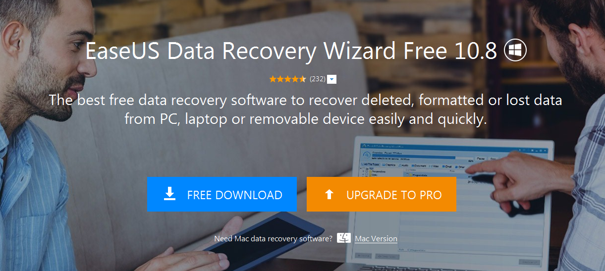 How To Recover Deleted Files On Your Computer Using Ease US Free Data Recovery?