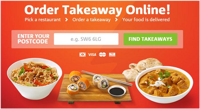 Popularity Of Online Takeaway Food Ordering In India