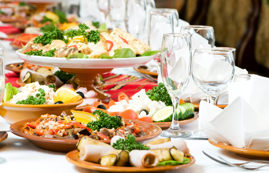 5 Key Benefits Of Hiring A Catering Service