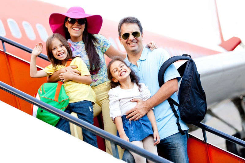 Top Useful Tips For Family Vacationing