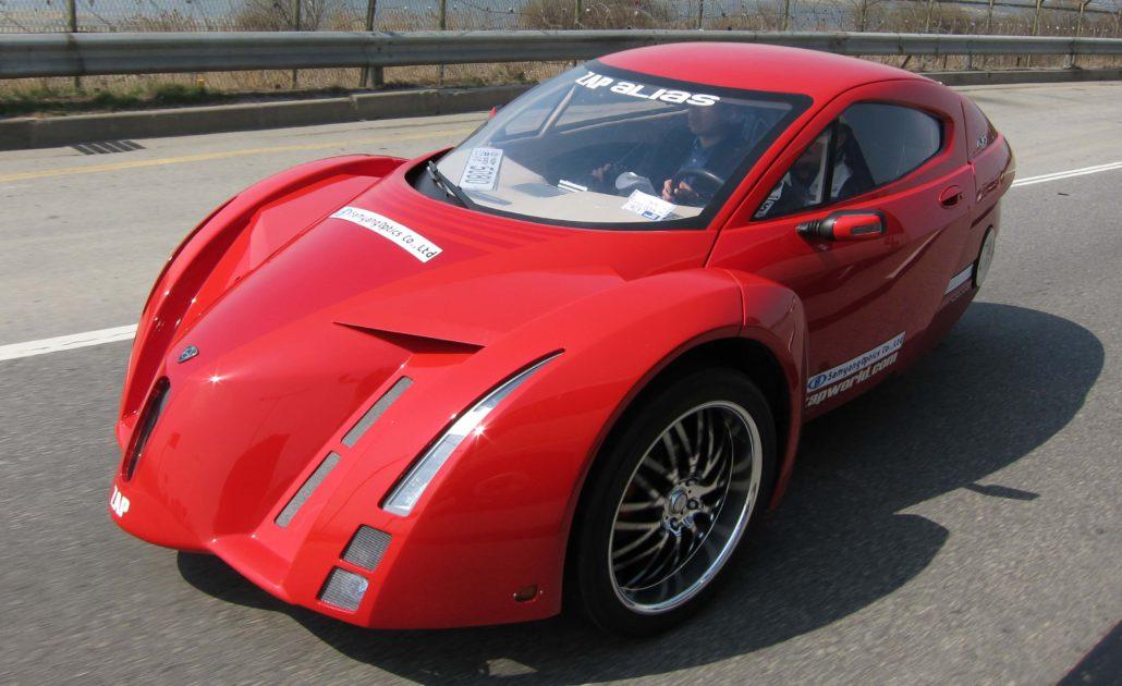 New Car Dreams With ZAP