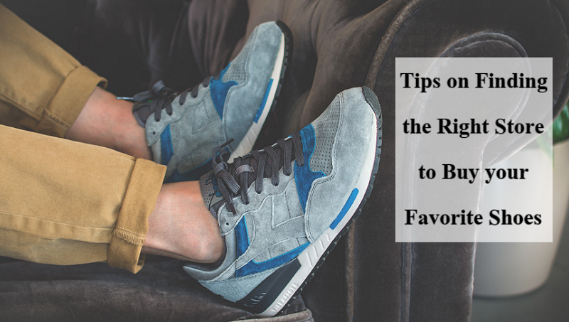 Top Tips To Buy Shoes Online and From Retailer