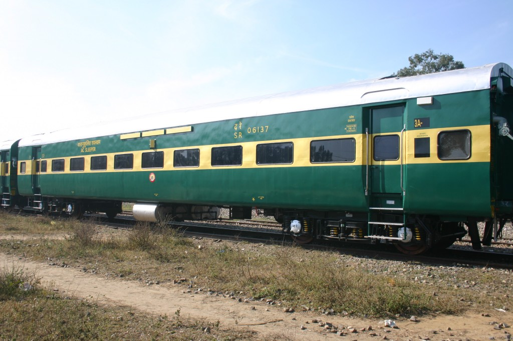 Indian Railways: Modern and Heritage Combined
