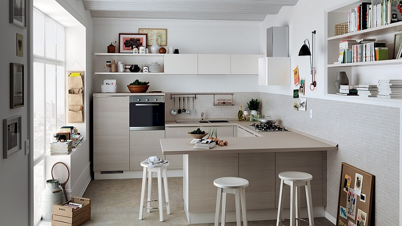 Small Italian Kitchen Design