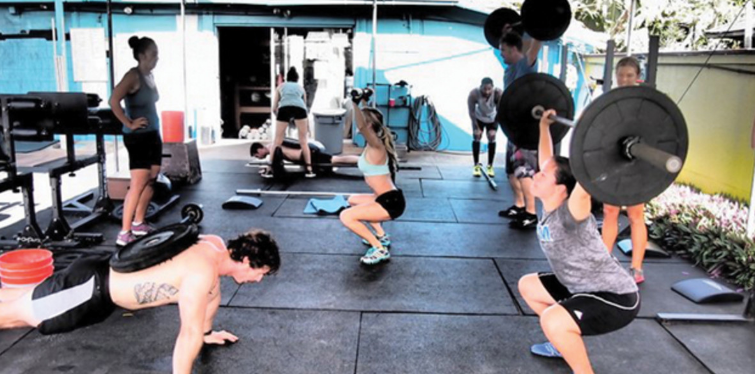 Top 8 Equipments For Crossfit Gym