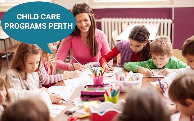 child care programs perth