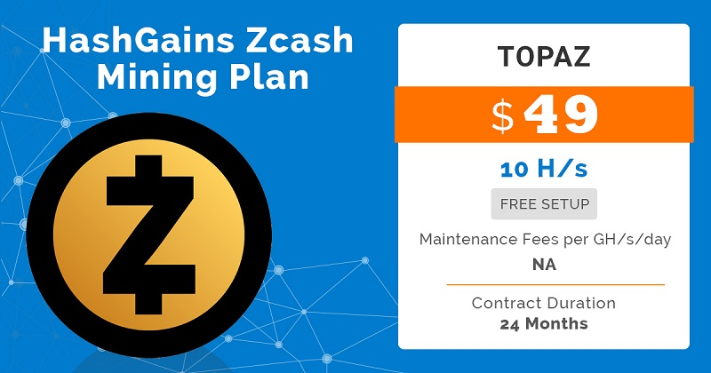 mining plans zcash